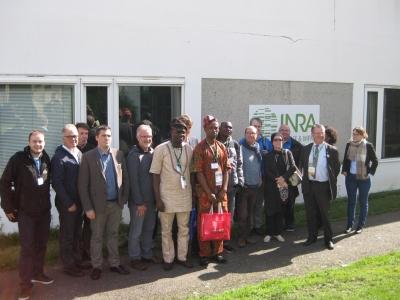 Une délégation internationale de professionnels de l'aquaculture