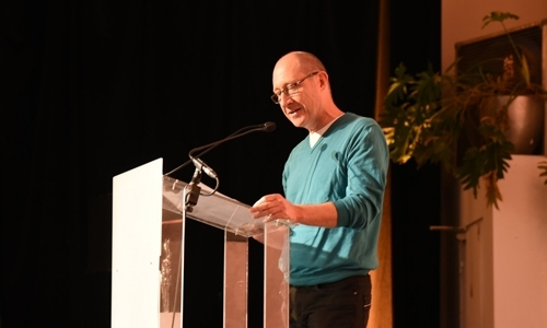 Yann Guiguen, INRA's 2019 Scientific Breakthrough Award