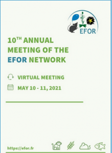 10th Annual Meeting of the EFOR network