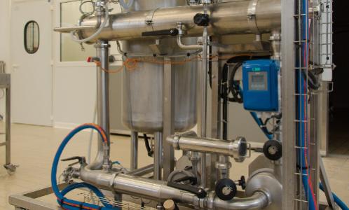 Membrane filtration pilot