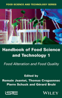 Handbook of food science and technology 2016