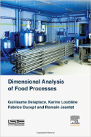 Dimensional analysis of food processes 2015