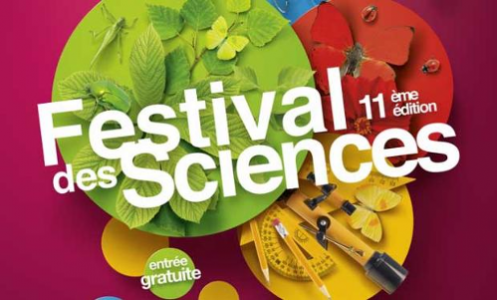 Festival des Sciences 2016