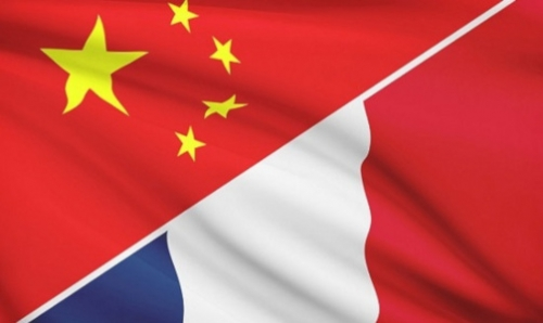 China-France flyers