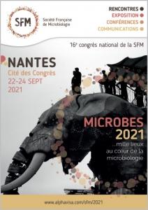 Le STLO au  congrès national de la SFM   MICROBES 2021