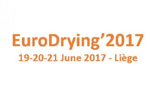 EuroDrying'2017