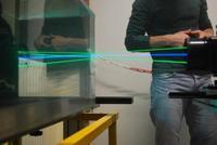 Systeme PIV par laser Dopler