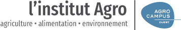 Temporary logo for l'institut Agro / Agrocampus Ouest
