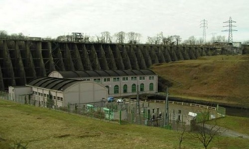 Barrage Vezins