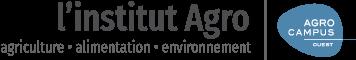 Logo de transition de L'institut Agro / Agrocampus Ouest