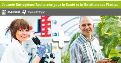 Journée Entreprises Recherche pour la Santé et la Nutrition des Plantes
