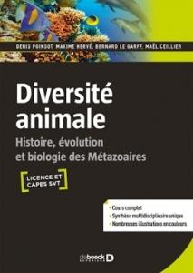 Nouveau livre pour les étudiants en biologie