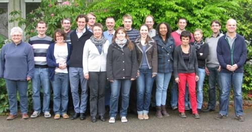Membres du projet Gewidis