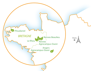 Localisation sites IGEPP