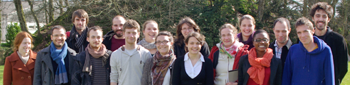 PhD Students at IGEPP