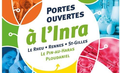 Portes ouvertes Inra en Bretagne et Normandie