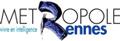 Rennes Metropolis logo