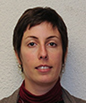 Nadège Edouard, responsable de l'équipe Systèmes laitiers