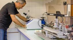 Cryopreservation laboratory