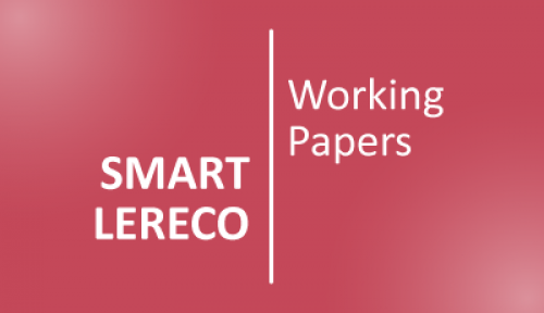 2019-Release of Working Papers SMART-LERECO n° 19-04