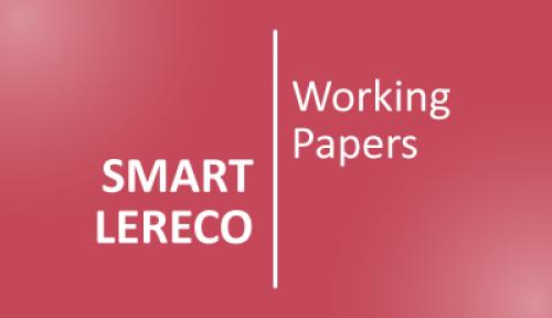 2020-Release of Working Papers SMART-LERECO n° 20-01 et n° 20-02
