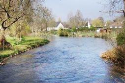 La Bresle river