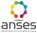 Logo ANSES Agence nationale de sécurité sanitaire de l'alimentation, de l'environnement et du travail