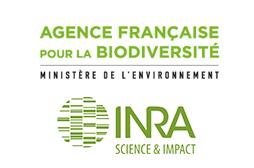 Logos AFB et INRA